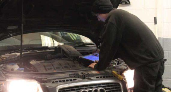 VW service