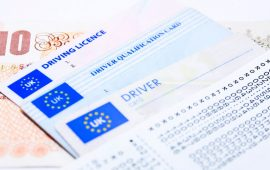 Do you have an up-to-date UK driving licence?