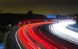 Smart Motorway Law Are Now in Force
